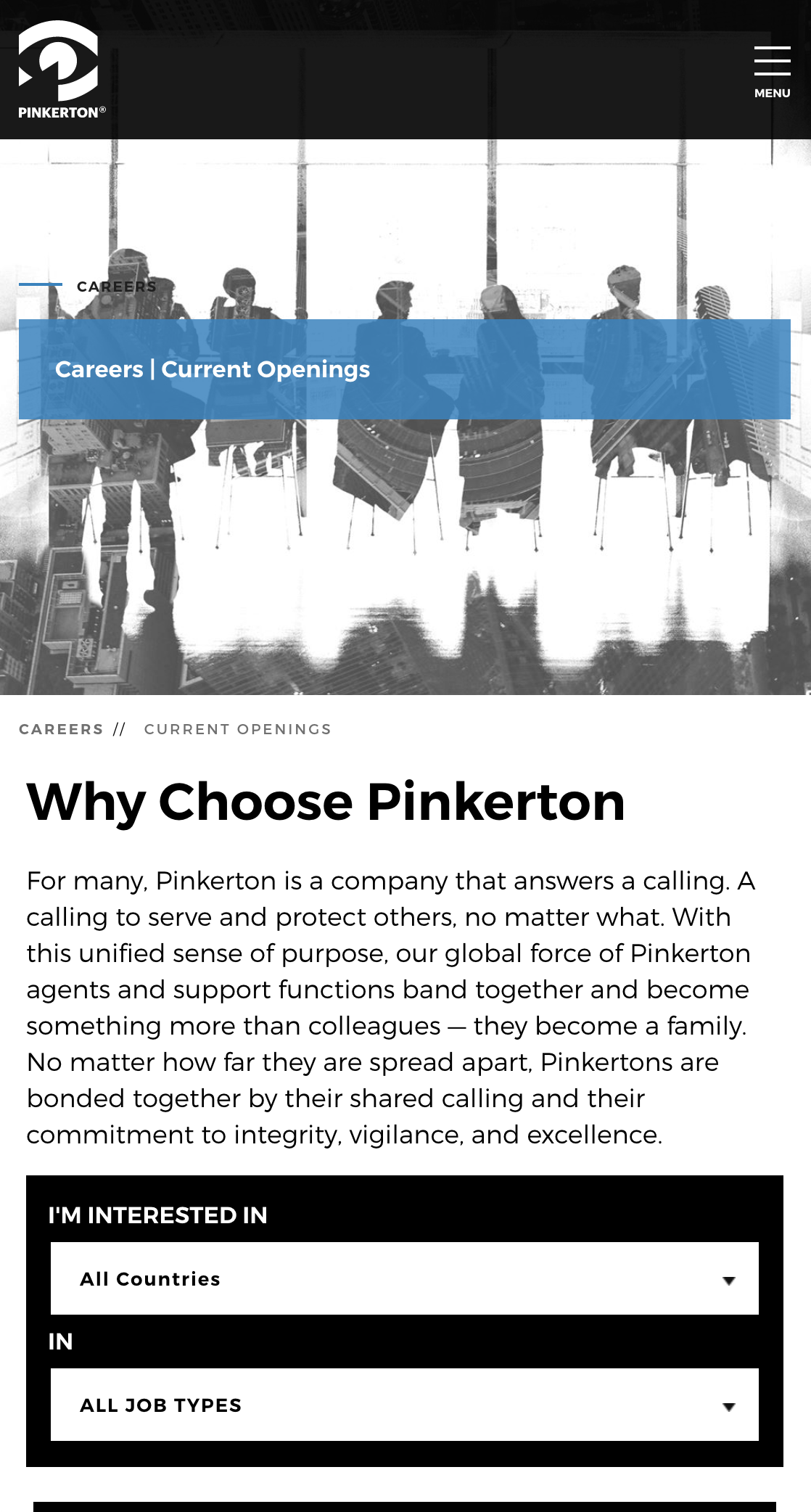 pinkerton email mobile left